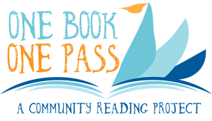 One Book One Pass logo